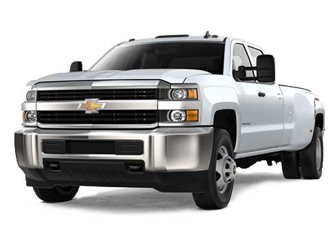 New Chevrolet 3500 LCF Gas in