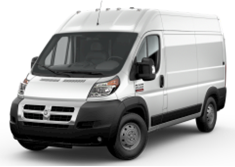 New Dodge ProMaster Cargo Van in