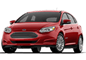 New Ford Focus Electric in