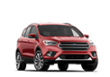 New Ford Escape in