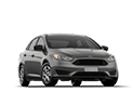 New Ford Focus in