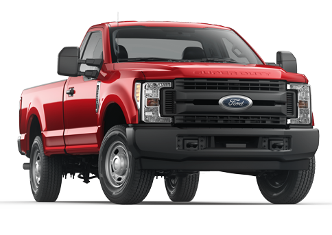 New Ford F-350SD in