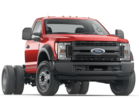 New Ford F-450SD in