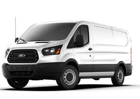 New Ford Transit-250 in