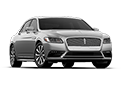 New Lincoln Continental in