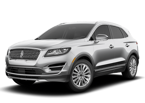 New Lincoln MKC in