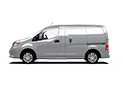 New Nissan NV200 in