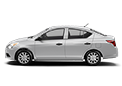 New Nissan Versa in