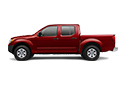 New Nissan Frontier in