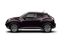 New Nissan JUKE in