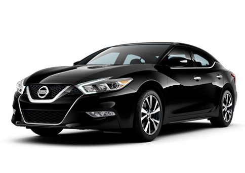 New Nissan Maxima in