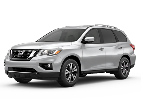 New Nissan Pathfinder in